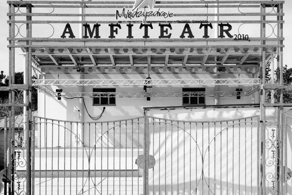 Międzyzdroje Amfiteatr